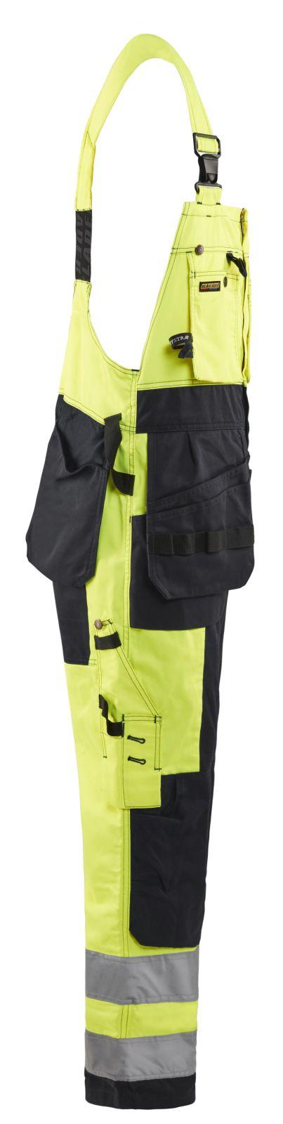 Blaklader Am. Overalls 26031860 High Vis geel-zwart(3399)