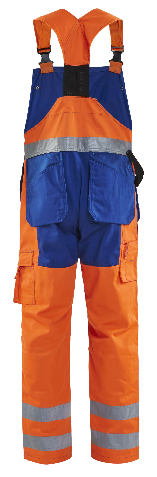 Blaklader Amerikaanse overalls 26031860 High Vis oranje-korenblauw(5385)