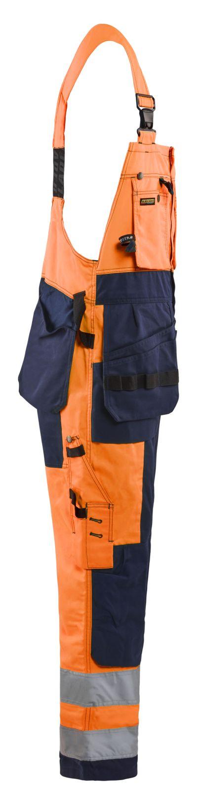 Blaklader Amerikaanse overalls 26031860 High Vis oranje-marineblauw(5389)