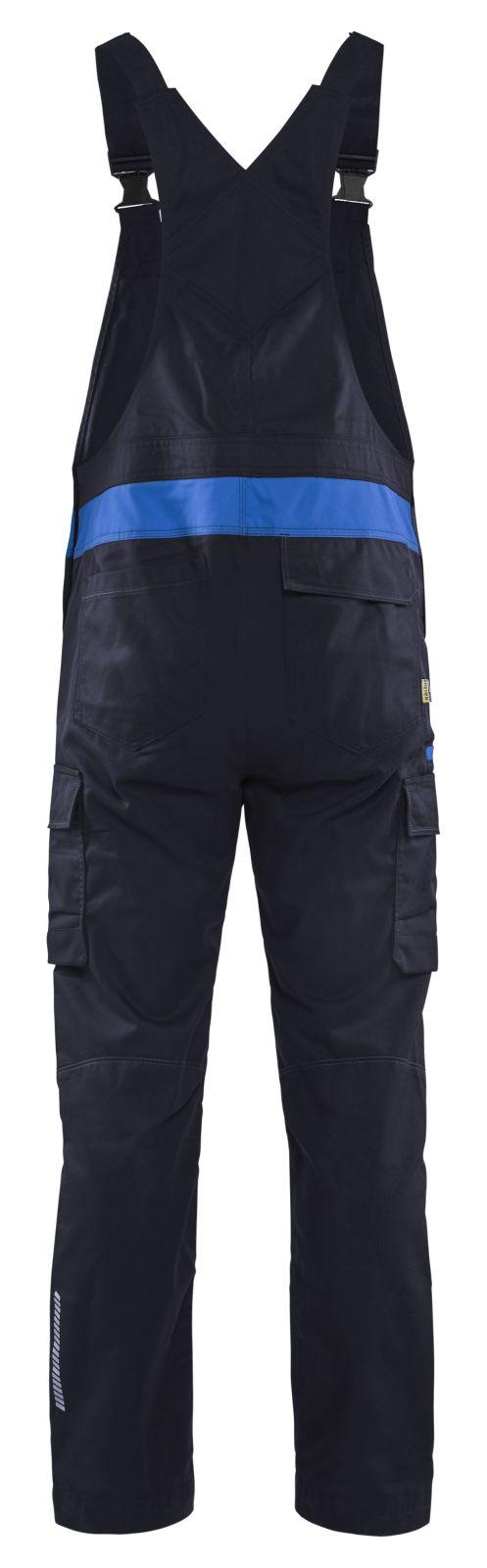 Blaklader Am. Overalls 26441832 marineblauw-korenblauw(8985)