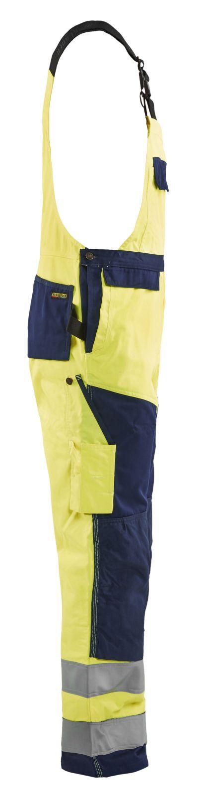 Blaklader Amerikaanse overalls 26601804 High Vis geel-marineblauw(3389)