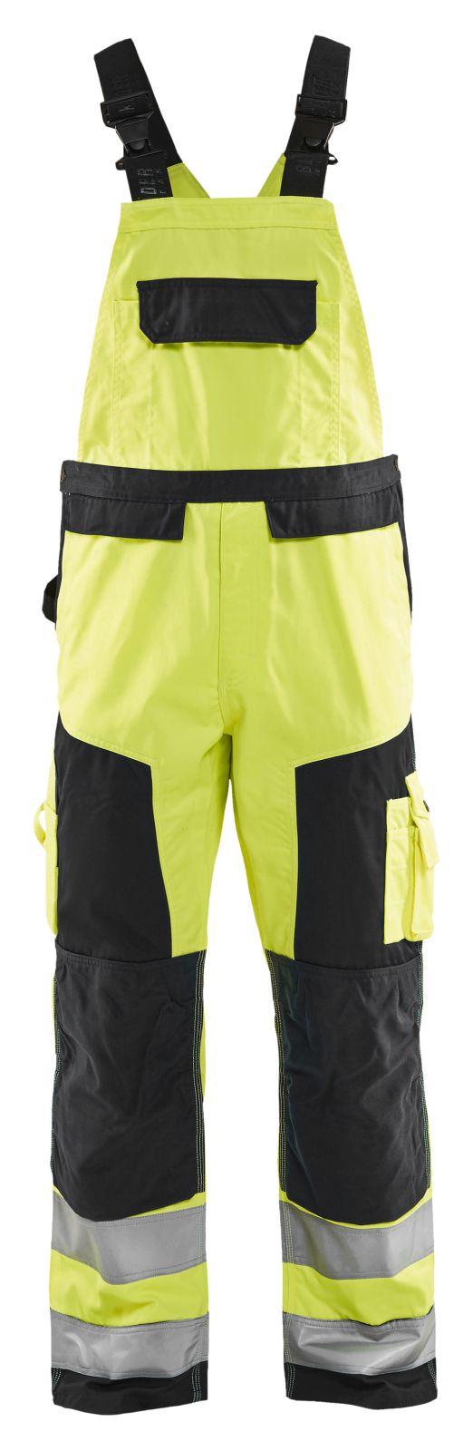 Blaklader Amerikaanse overalls 26601804 High Vis geel-zwart(3399)