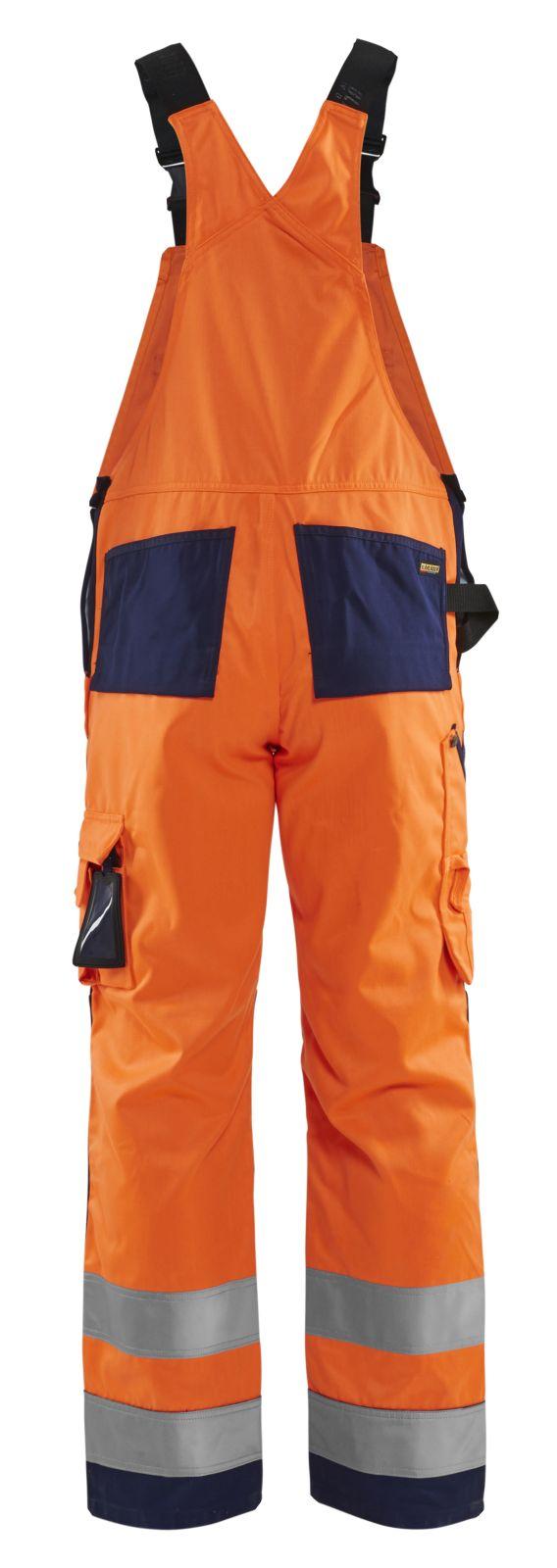 Blaklader Amerikaanse overalls 26601804 High Vis oranje-marineblauw(5389)