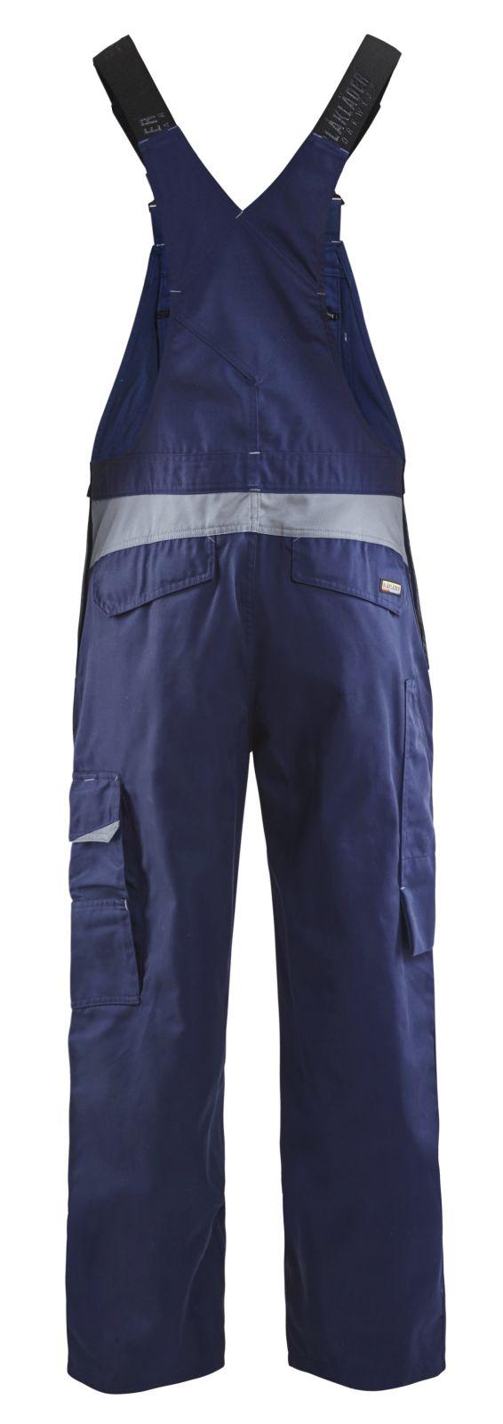 Blaklader Am. Overalls 26641800 marineblauw-grijs(8994)