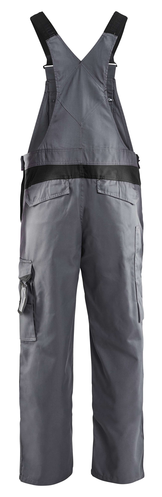 Blaklader Amerikaanse overalls 26641800 grijs-zwart(9499)