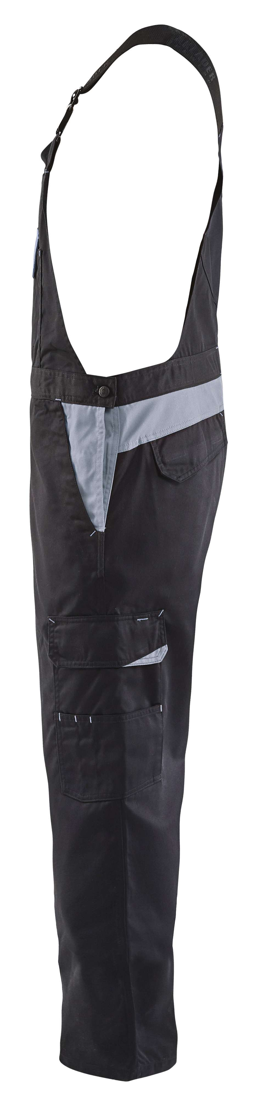 Blaklader Amerikaanse overalls 26641800 zwart-grijs(9994)