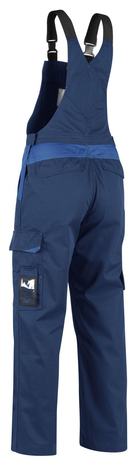 Blaklader Amerikaanse overalls 26651210 marineblauw-korenblauw(8884)