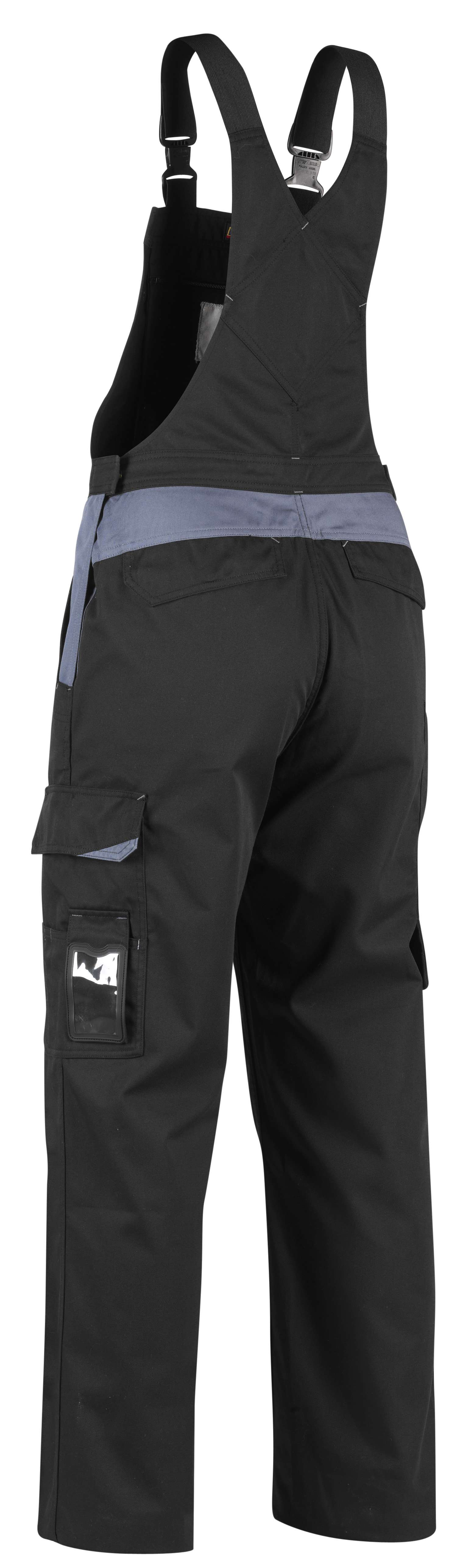 Blaklader Amerikaanse overalls 26651210 zwart-grijs(9994)