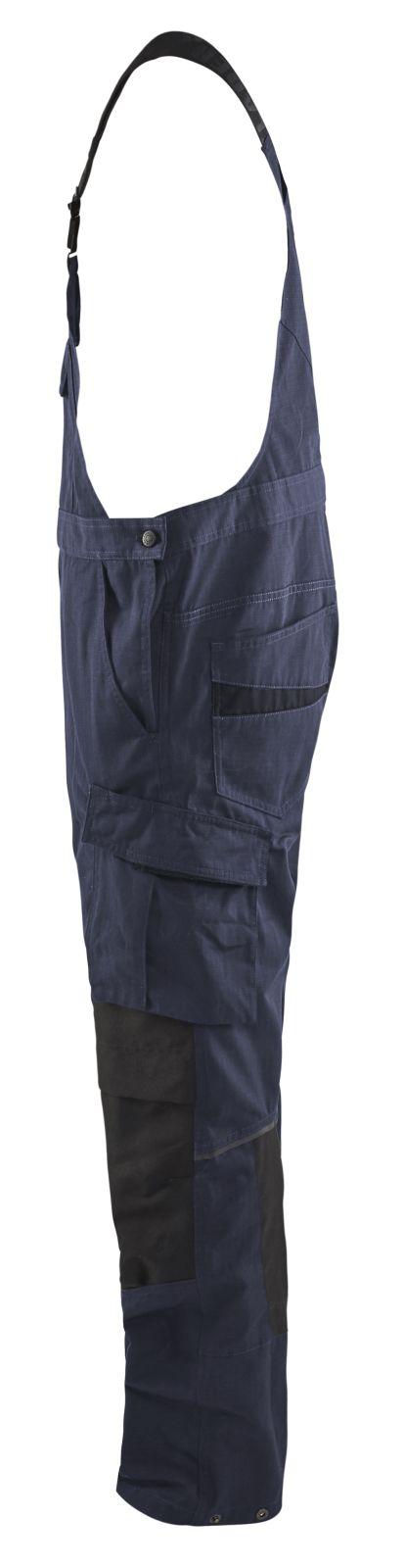 Blaklader Amerikaanse overalls 26951330 met Stretch donker marineblauw-zwart(8699)