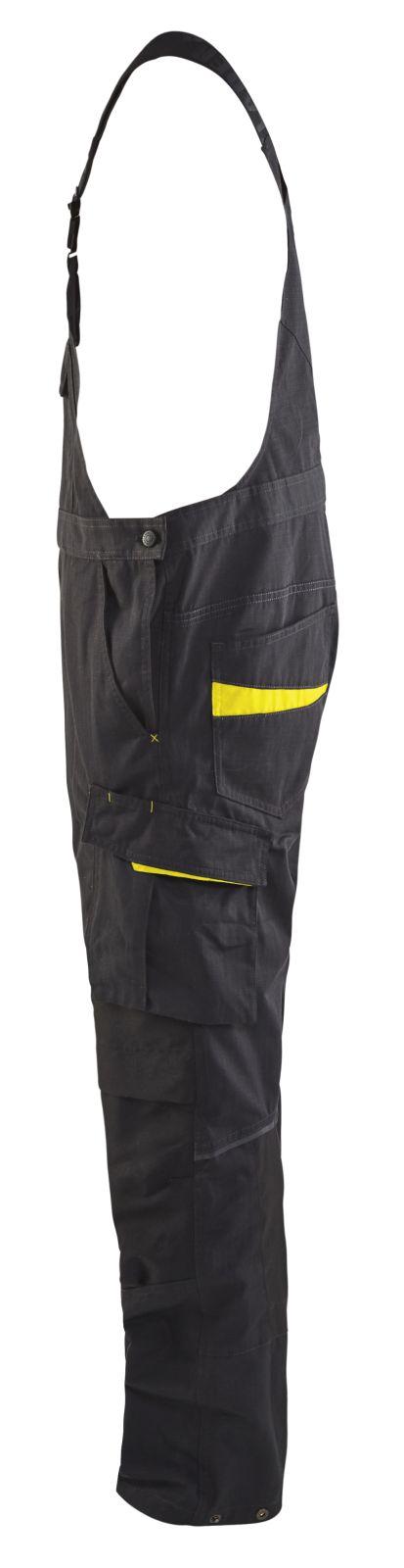 Blaklader Am. Overalls 26951330 met Stretch zwart-geel(9933)
