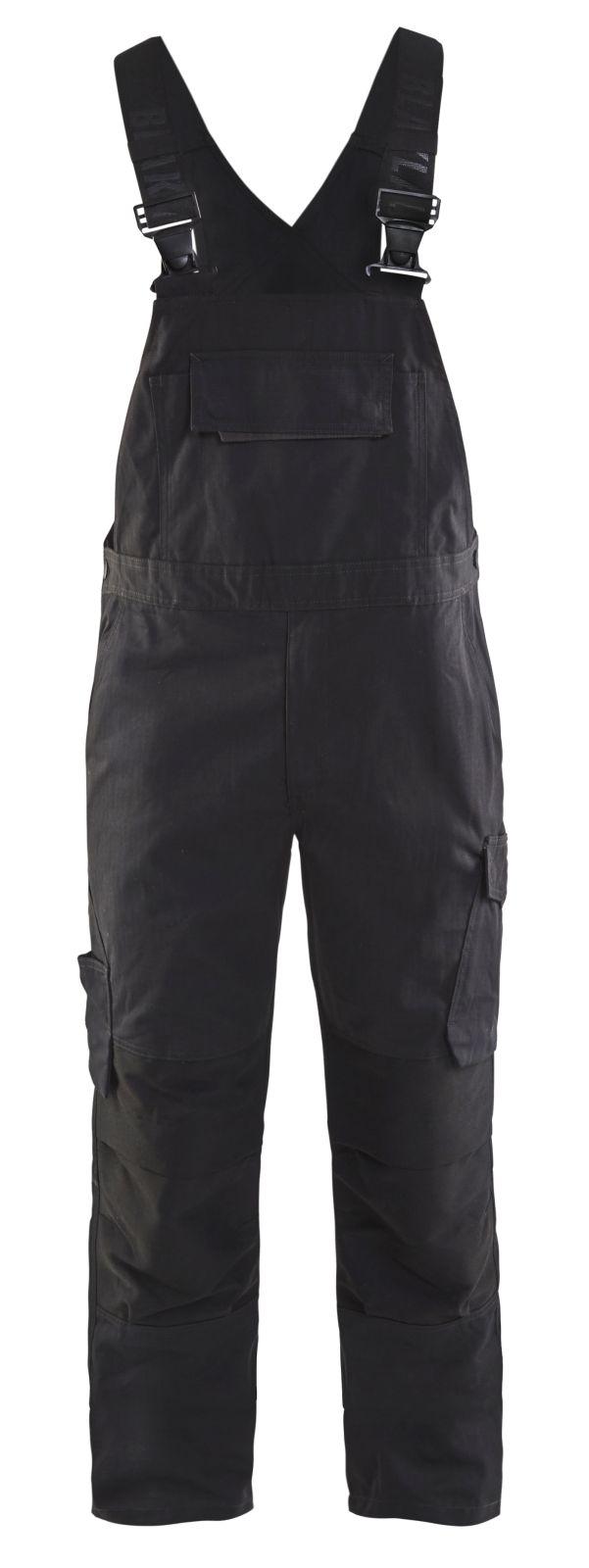Blaklader Am. Overalls 26951330 met Stretch zwart-grijs(9998)