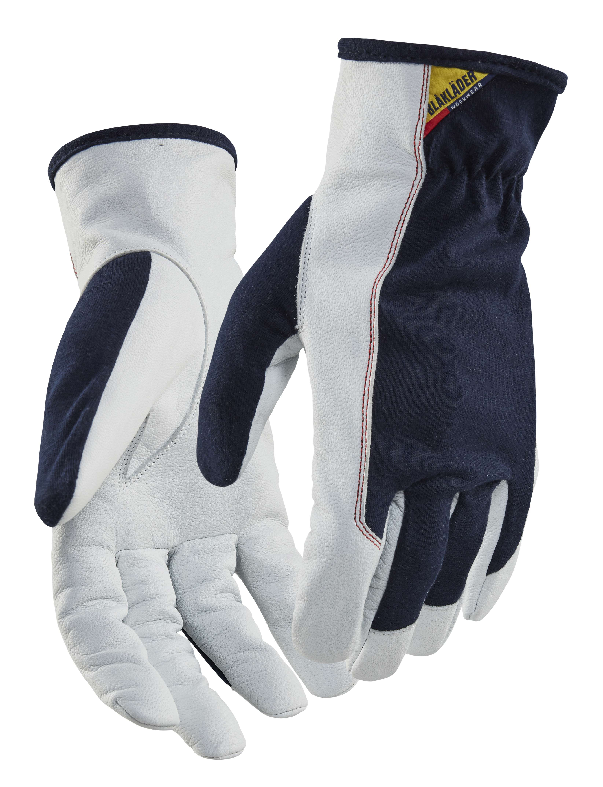 Blaklader Handschoenen 28031458 donker marineblauw-wit(8610)