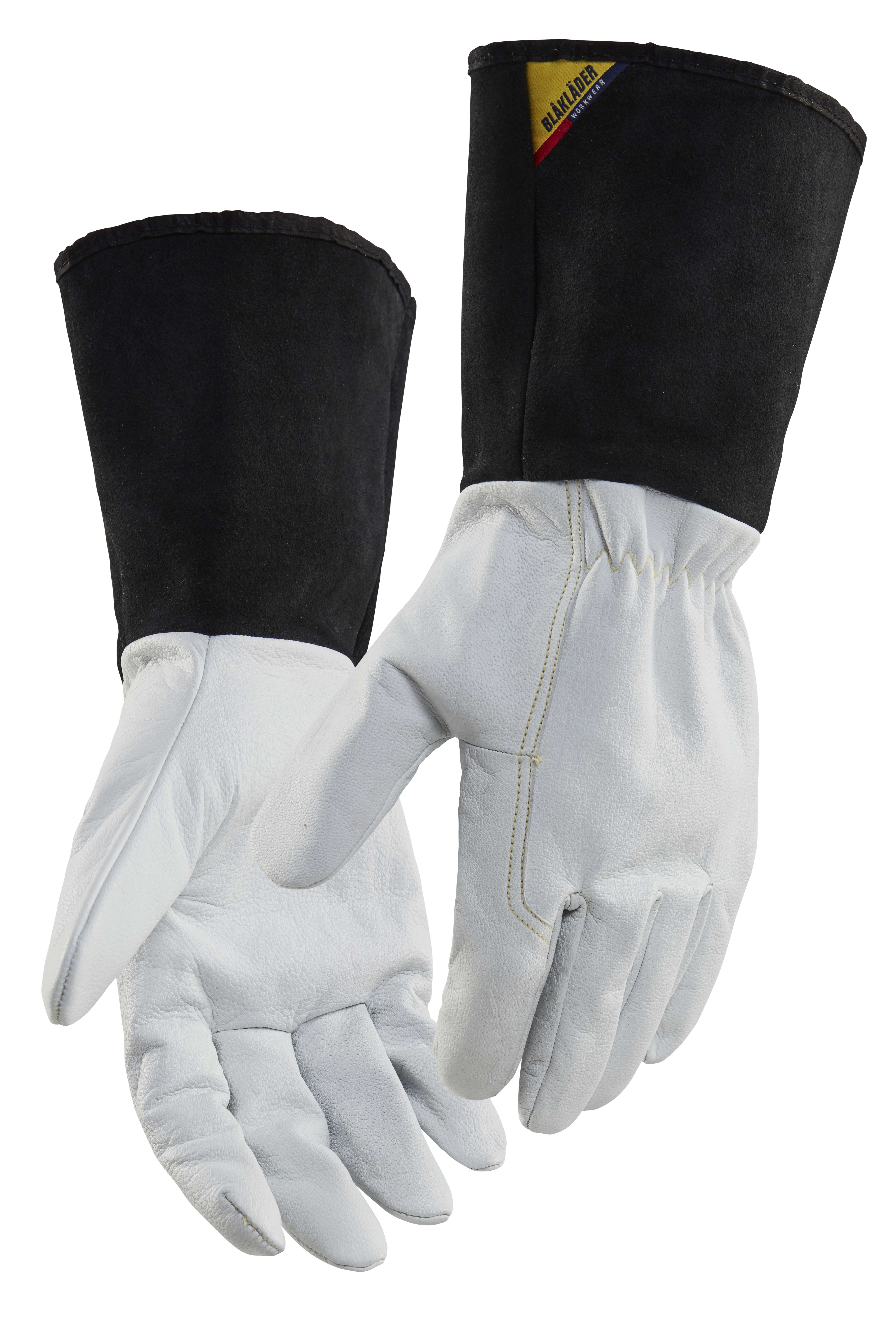 Blaklader Handschoenen 28391460 wit-donkergrijs(1098)