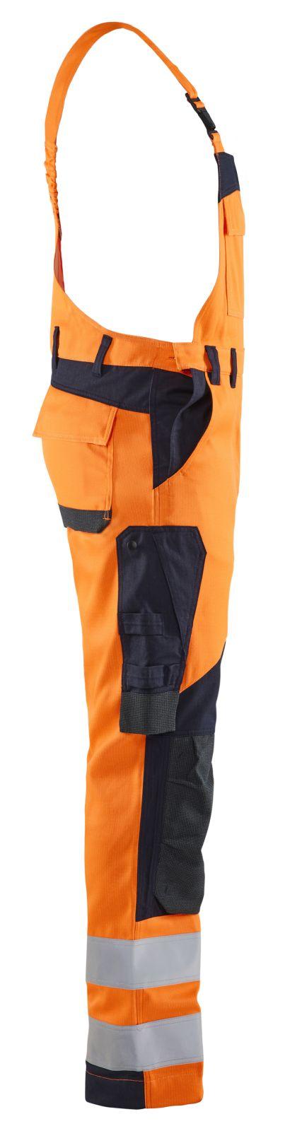 Blaklader Am. Overalls 28891513 Multinorm fluo oranje-marineblauw(5389)