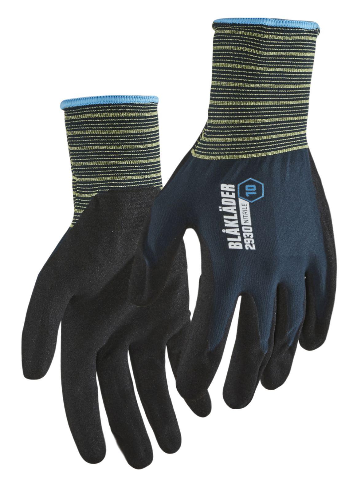 Blaklader handschoenen 29301457 donker marineblauw(8600)