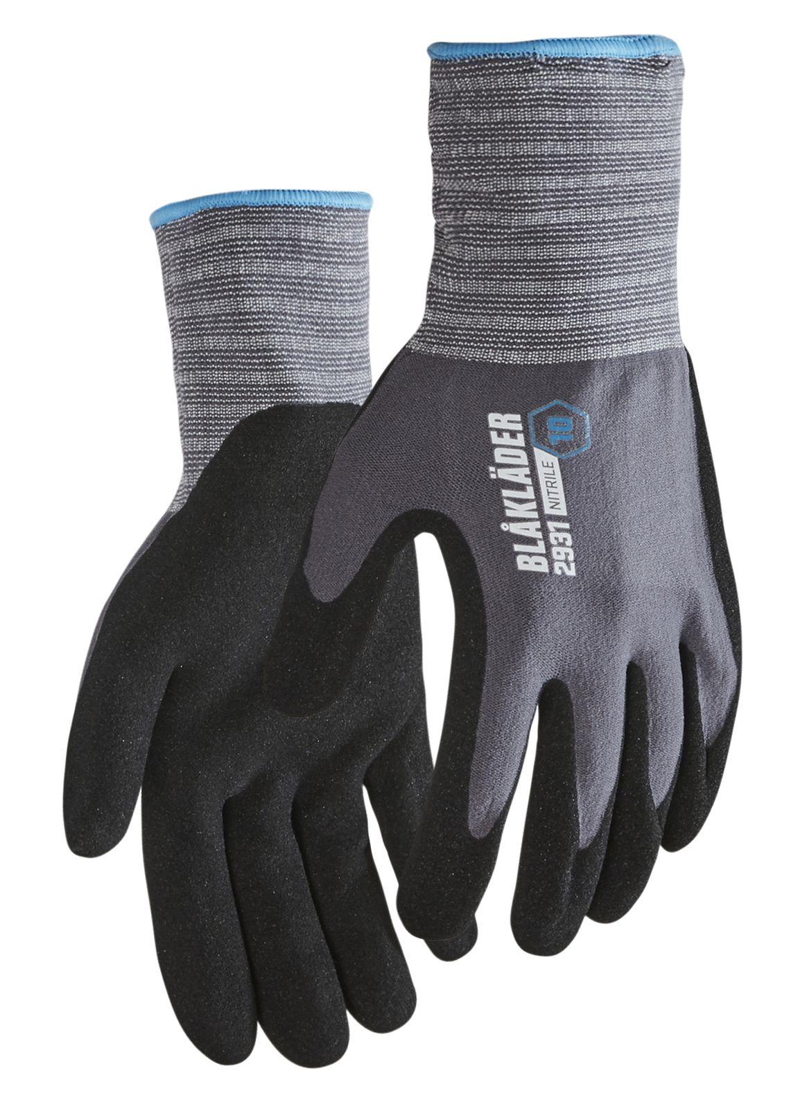 Blaklader handschoenen 29311454 grijs(9400)
