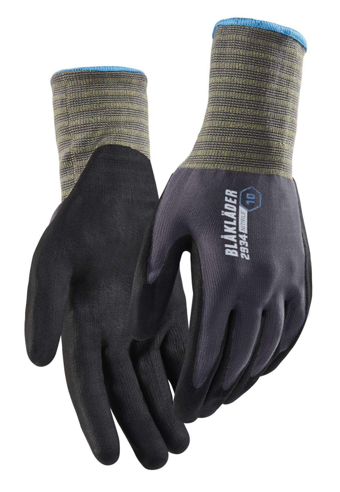 Blaklader handschoenen 29341456 grijs(9400)