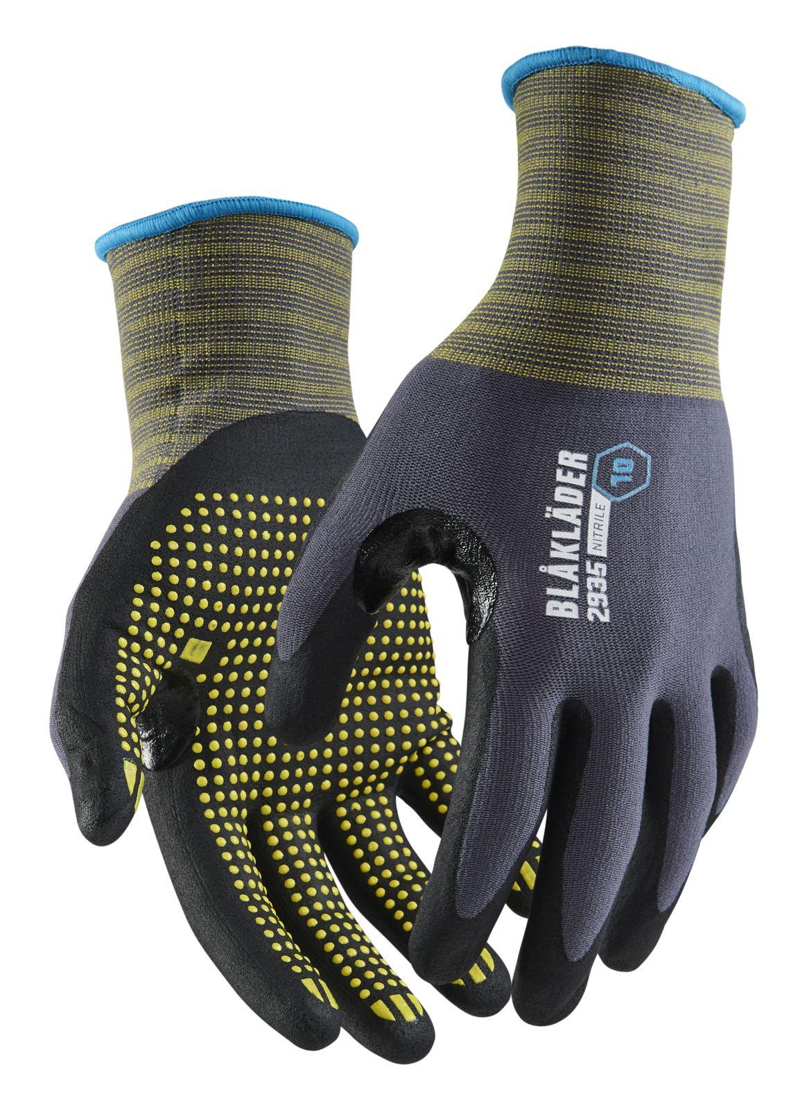 Blaklader handschoenen 29351456 grijs(9400)