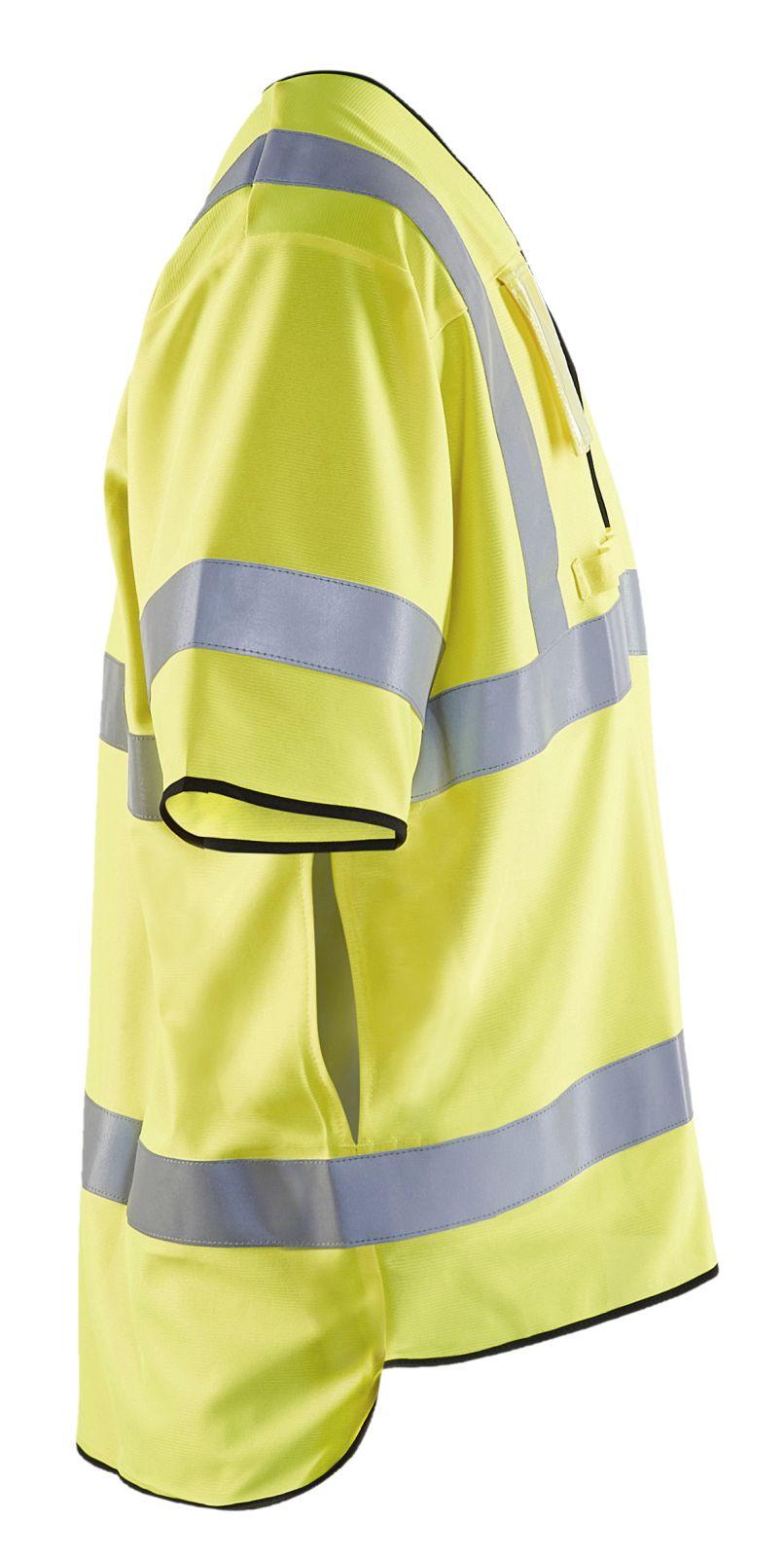 Blaklader Vesten 30241062 Vlamvertragend geel(3300)