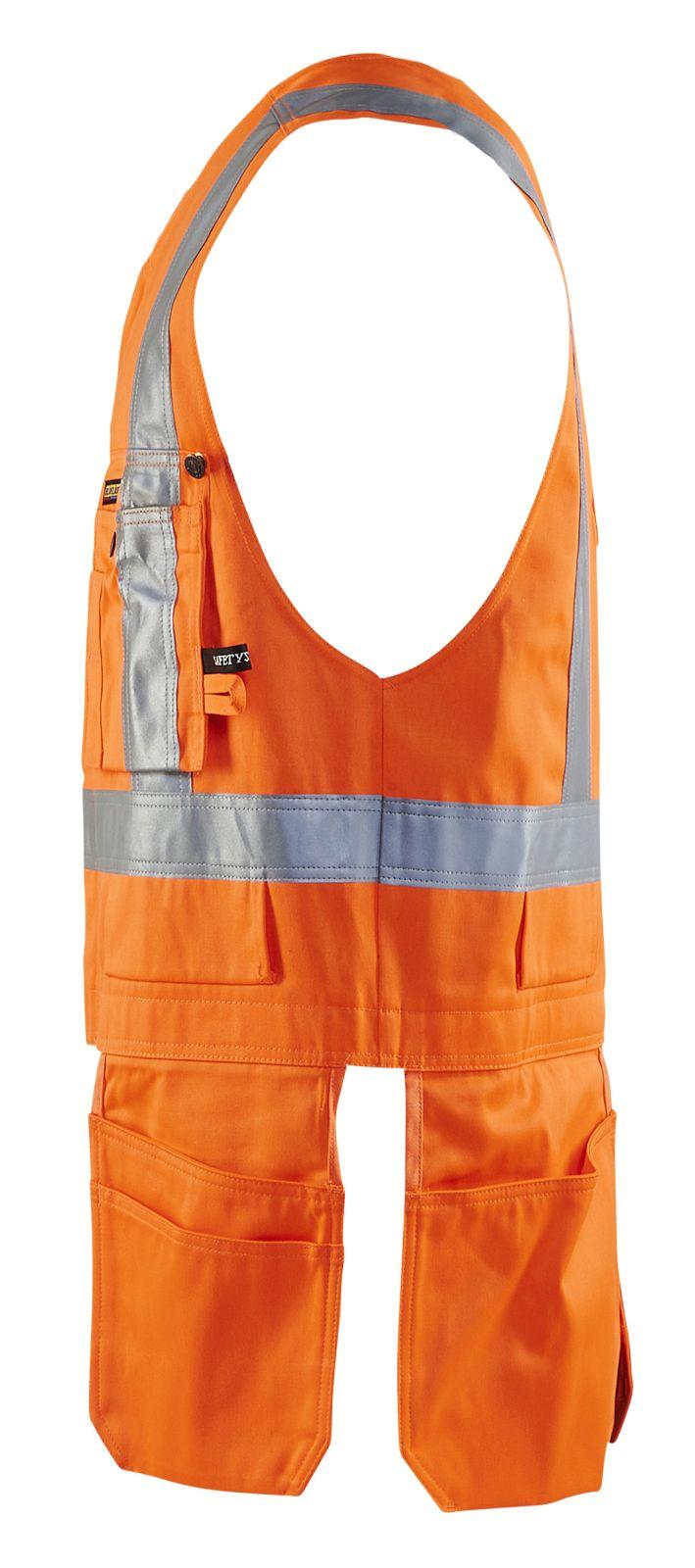 Blaklader Vesten 30271804 High Vis oranje(5300)