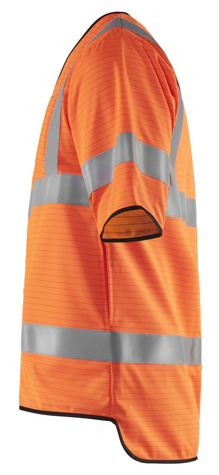 Blaklader Vesten 30341729 Multinorm fluo-oranje(5300)