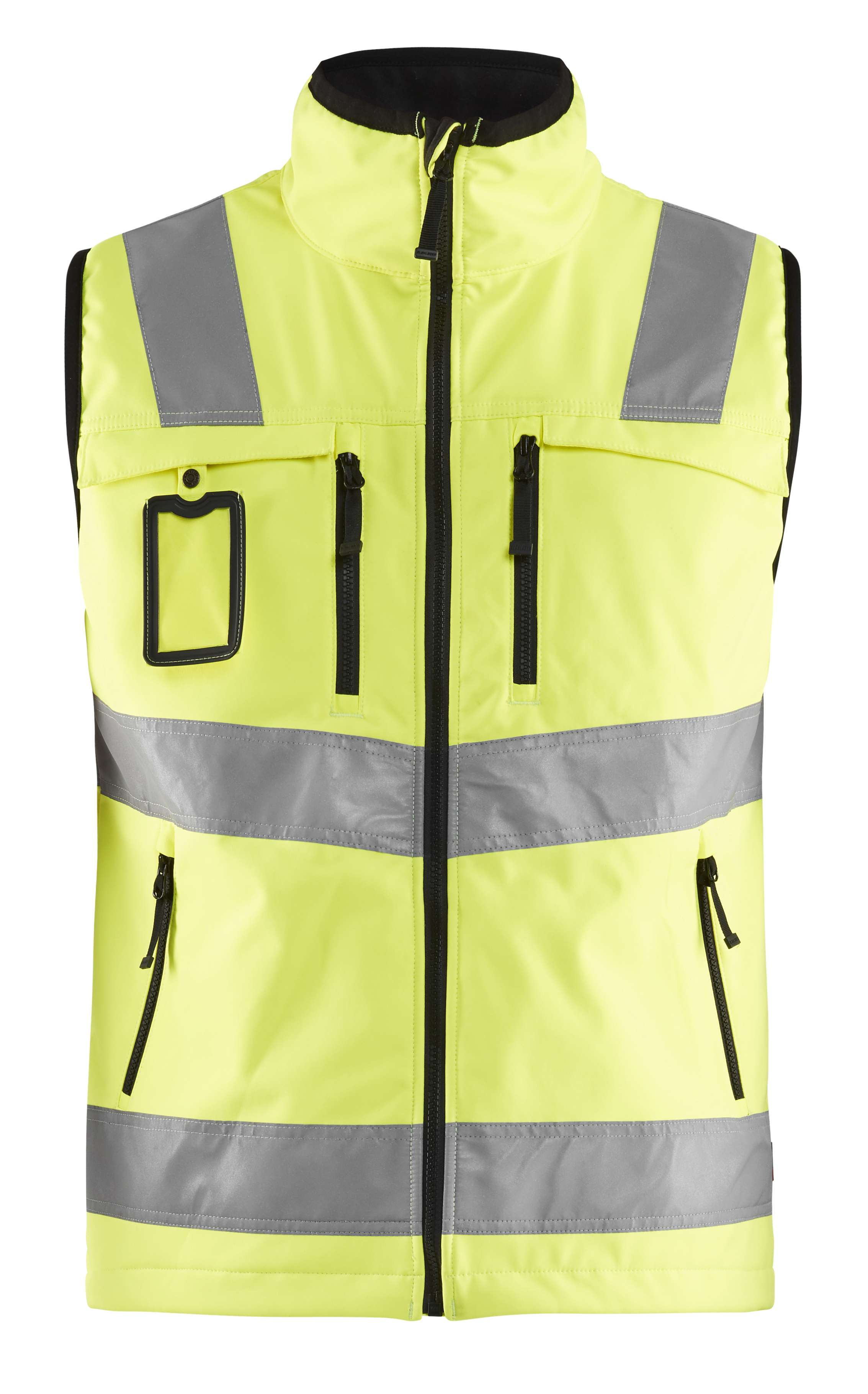Blaklader Softshell jacks 30492517 High Vis geel(3300)