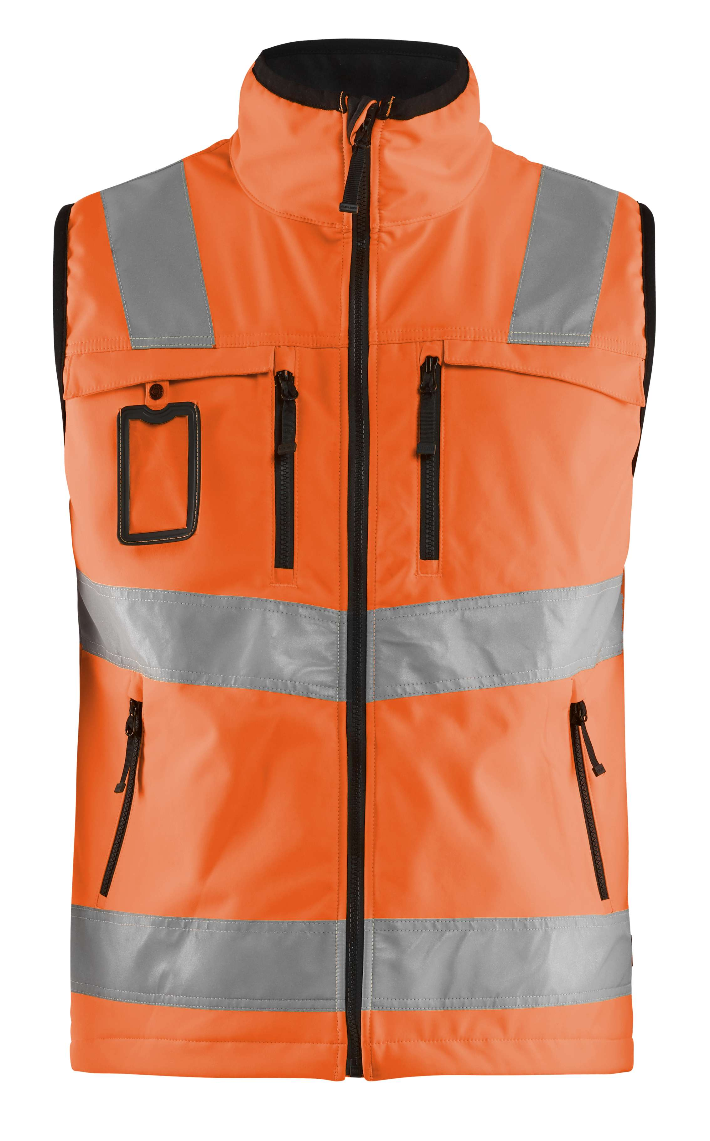 Blaklader Softshell jacks 30492517 High Vis oranje(5300)