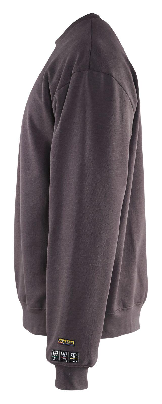 Blaklader Sweatshirts 30741750 Multinorm grijs(9400)