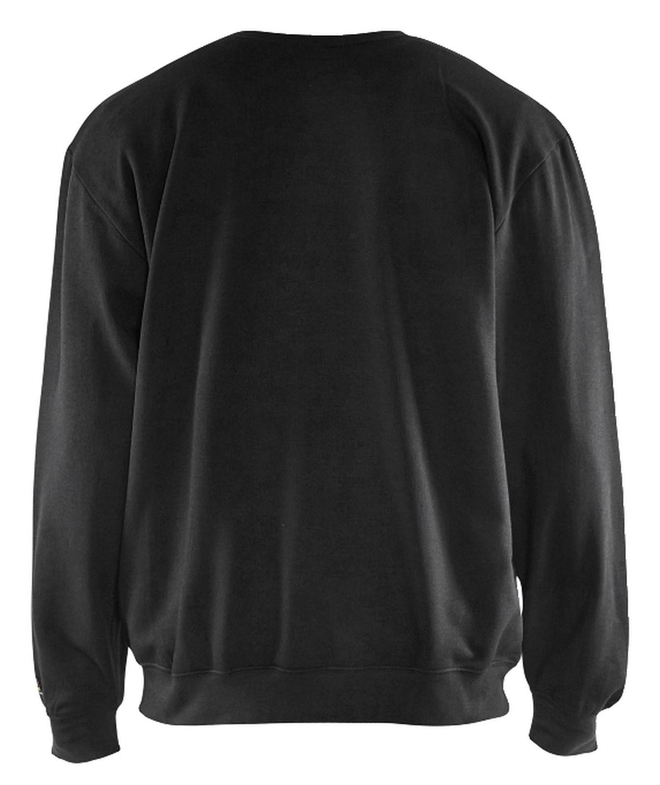 Blaklader Sweatshirts 30741760 Multinorm zwart(9900)
