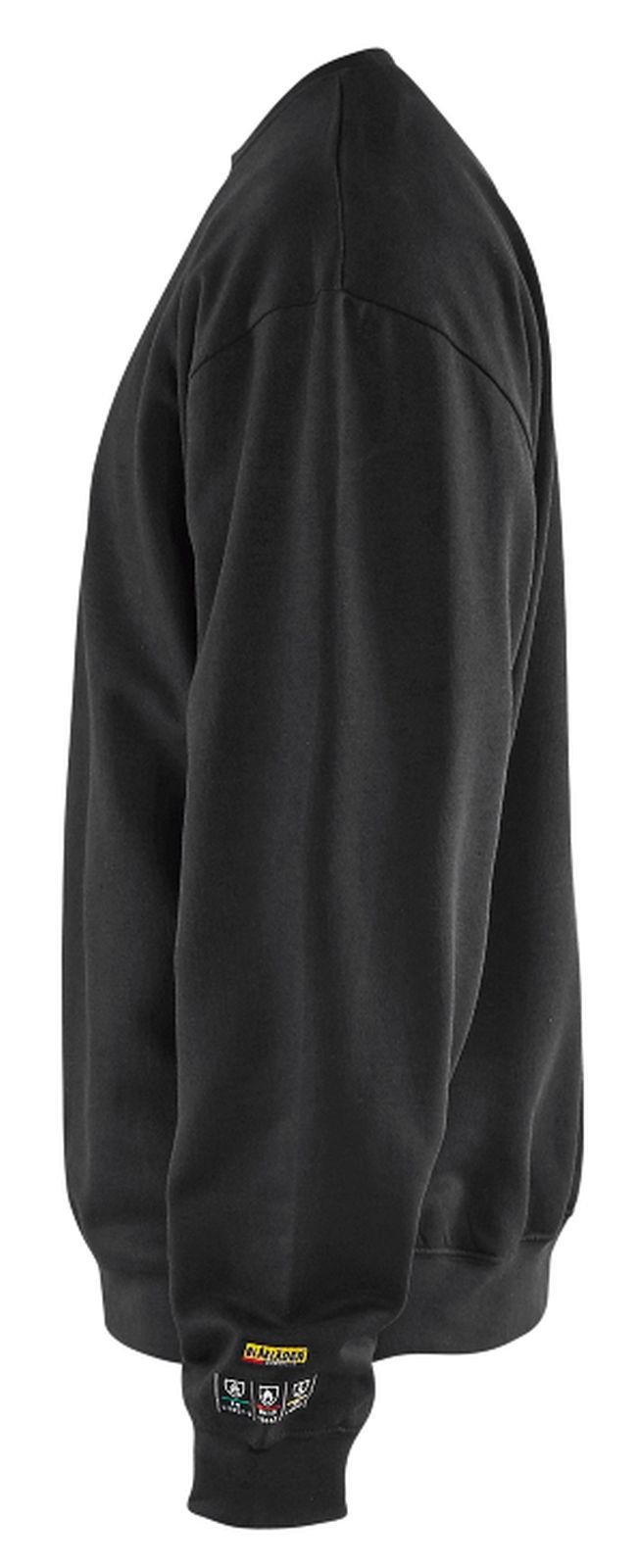 Blaklader Truien 30741760 Multinorm zwart(9900)