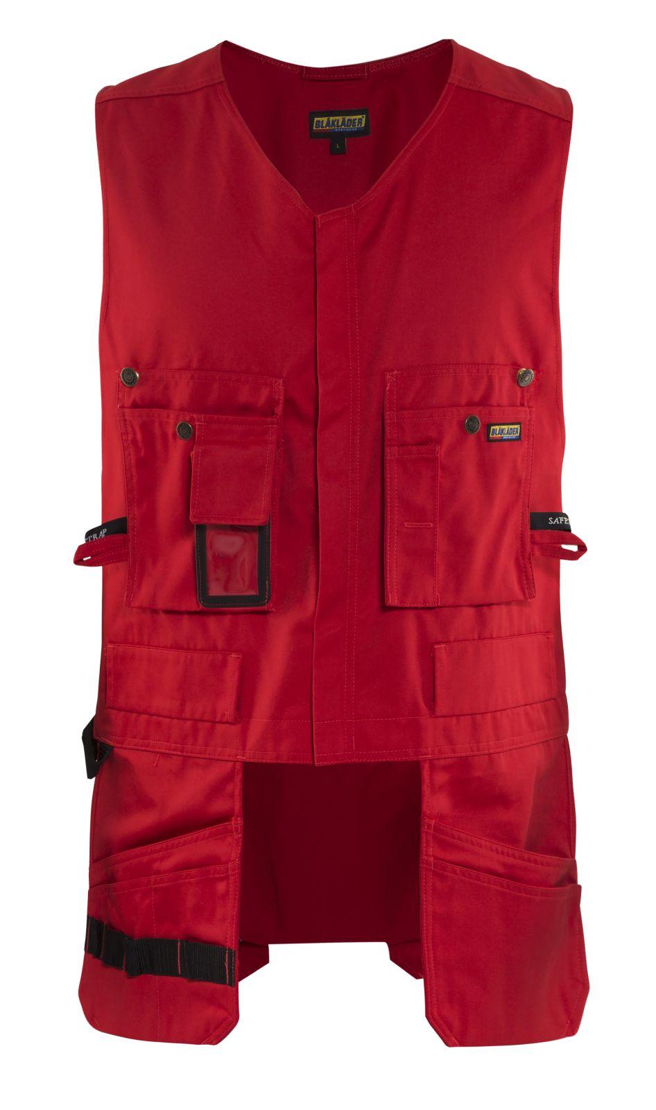 Blaklader Werkvesten 31051860 rood(5600)