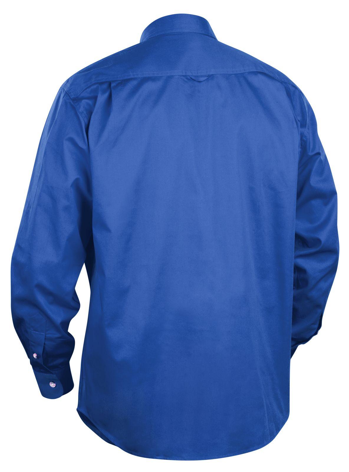 Blaklader Overhemden 32301135 korenblauw(8500)