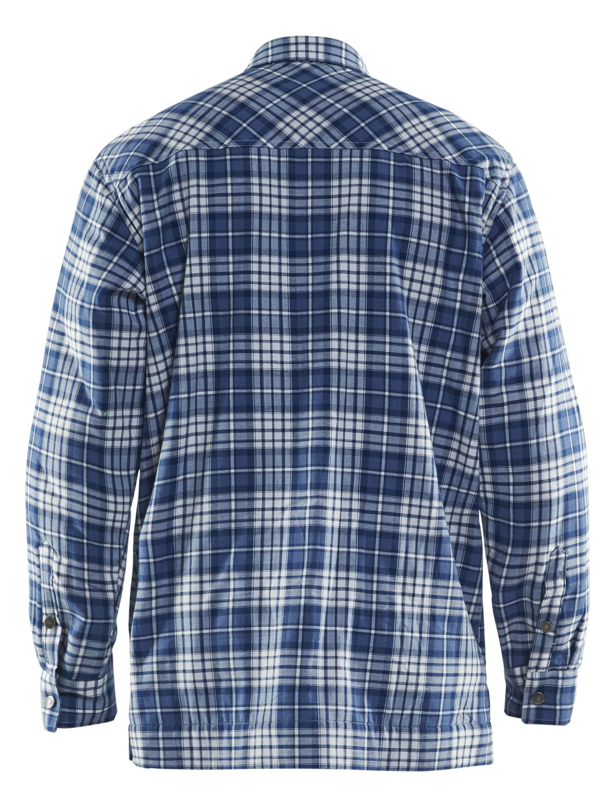 Blaklader Overhemden 32901130 korenblauw-marineblauw(8589)