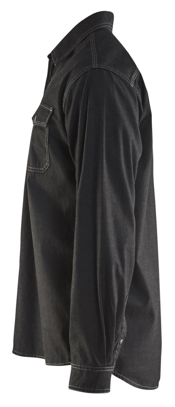 Blaklader Overhemden 32951129 zwart(9900)