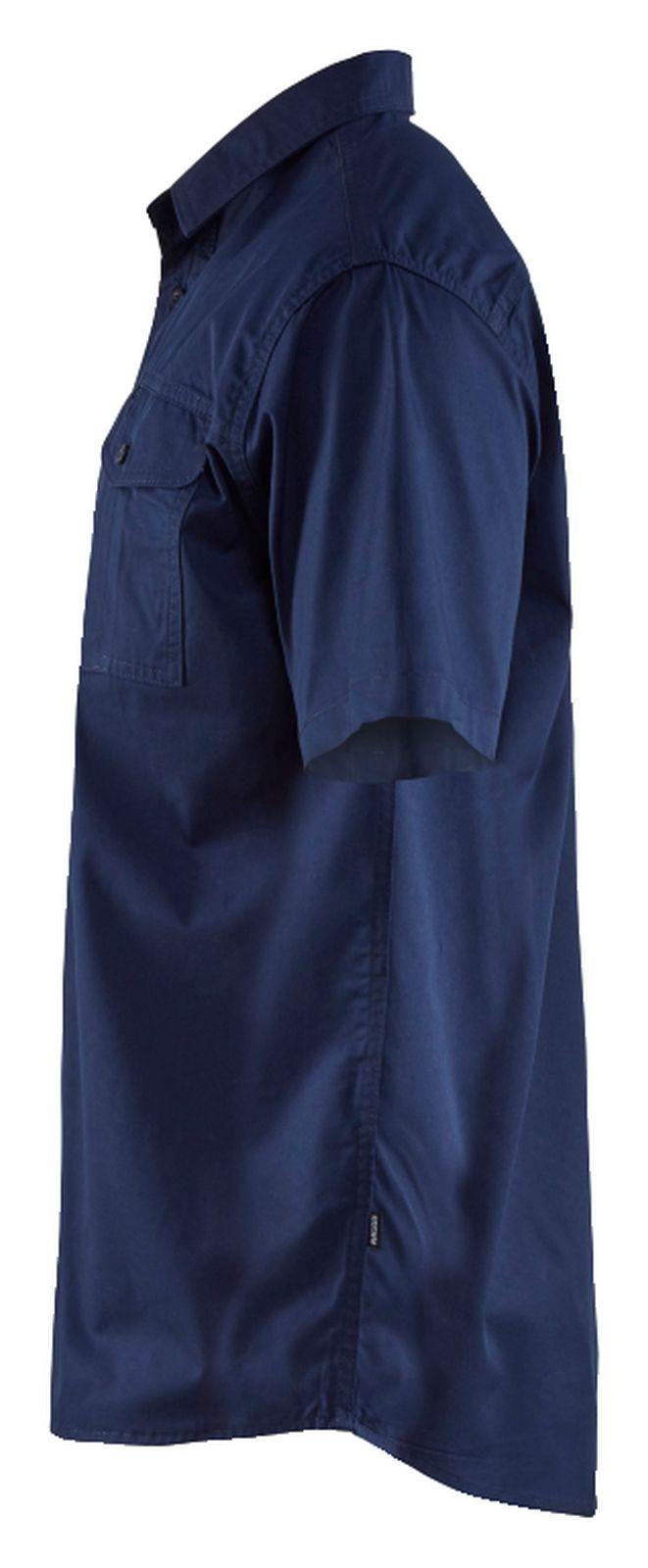 Blaklader Shirts 32961190 marineblauw(8900)