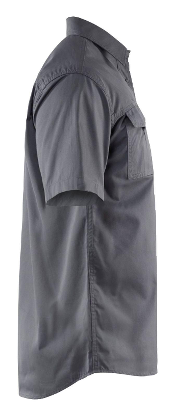 Blaklader Overhemden 32961190 grijs(9400)