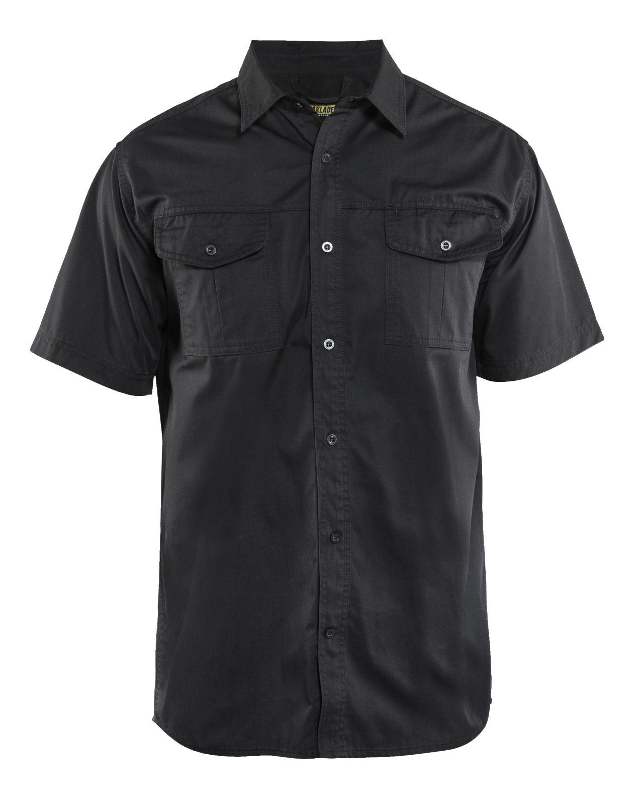 Blaklader Shirts 32961190 zwart(9900)
