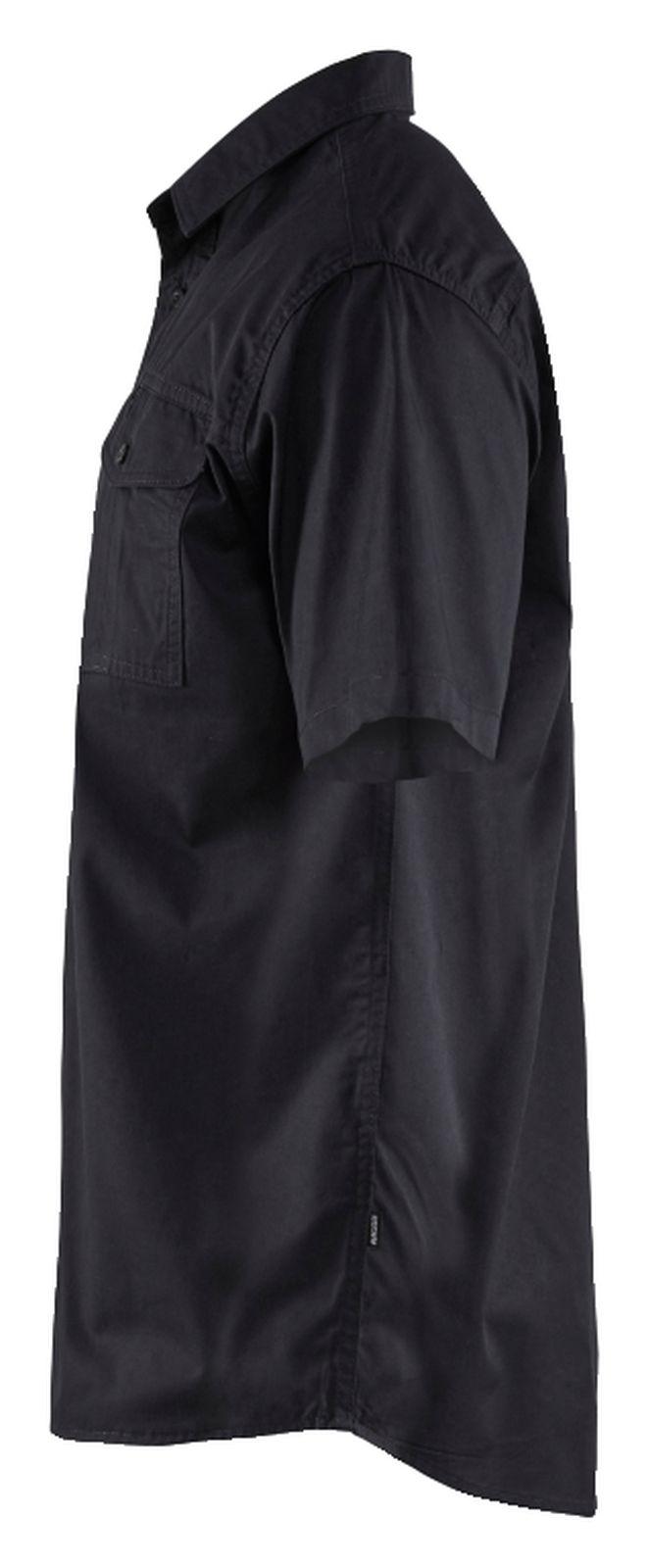 Blaklader Overhemden 32961190 zwart(9900)