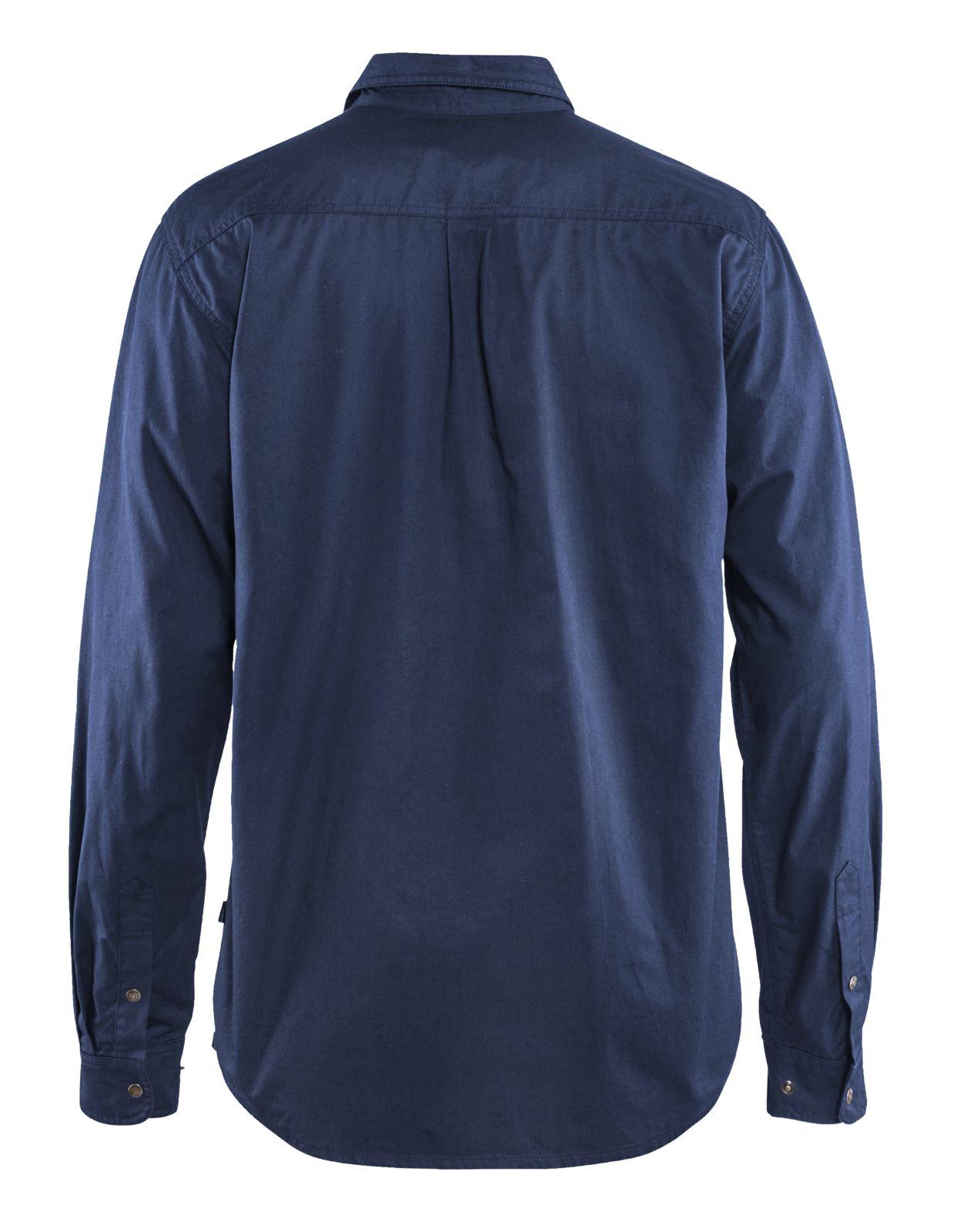 Blaklader Overhemden 32971135 marineblauw(8900)