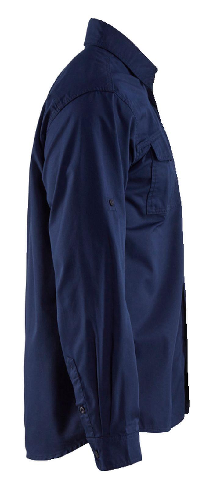 Blaklader Shirts 32981190 marineblauw(8900)