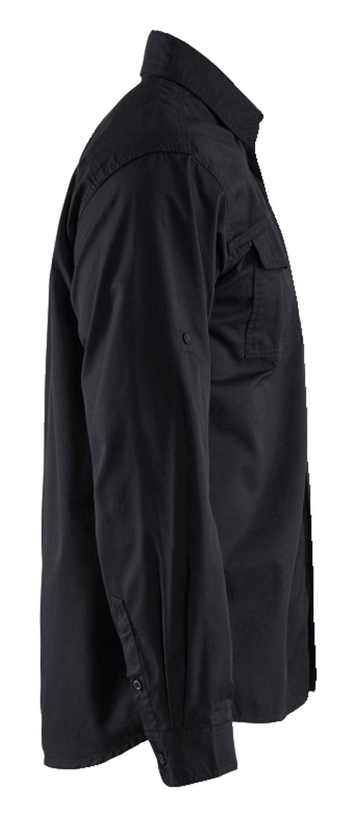 Blaklader Shirts 32981190 zwart(9900)