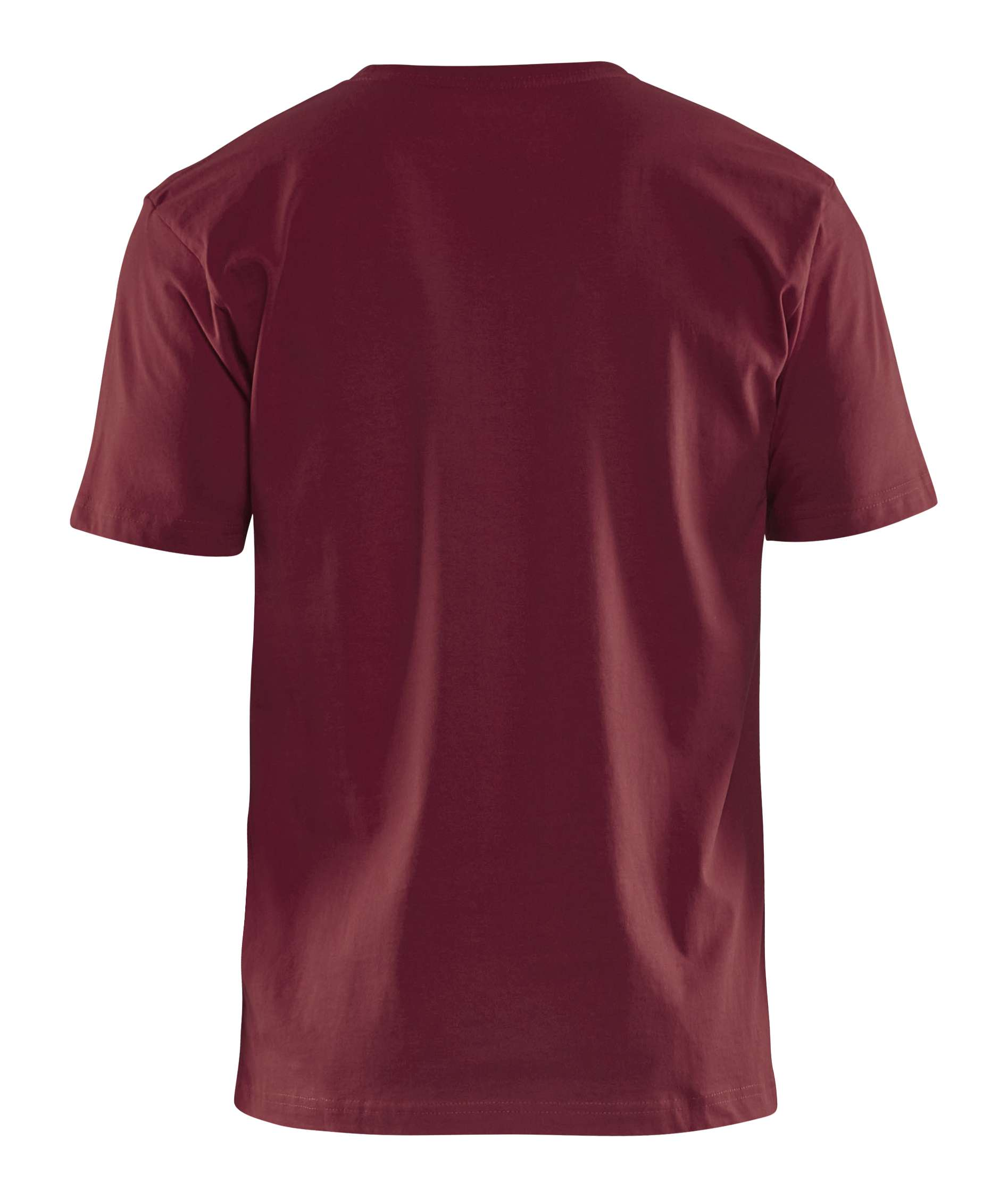 Blaklader T-shirts 33001030 bordeauxrood(5700)