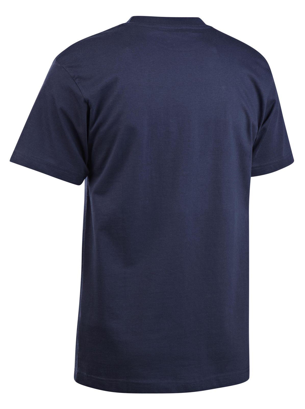 Blaklader T-shirts 33001030 marineblauw(8800)