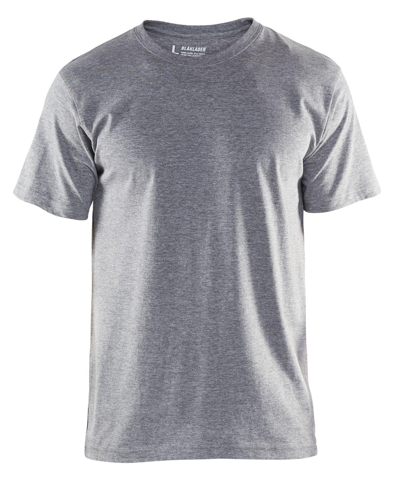 Blaklader T-shirts 33001033 grijs melee(9000)