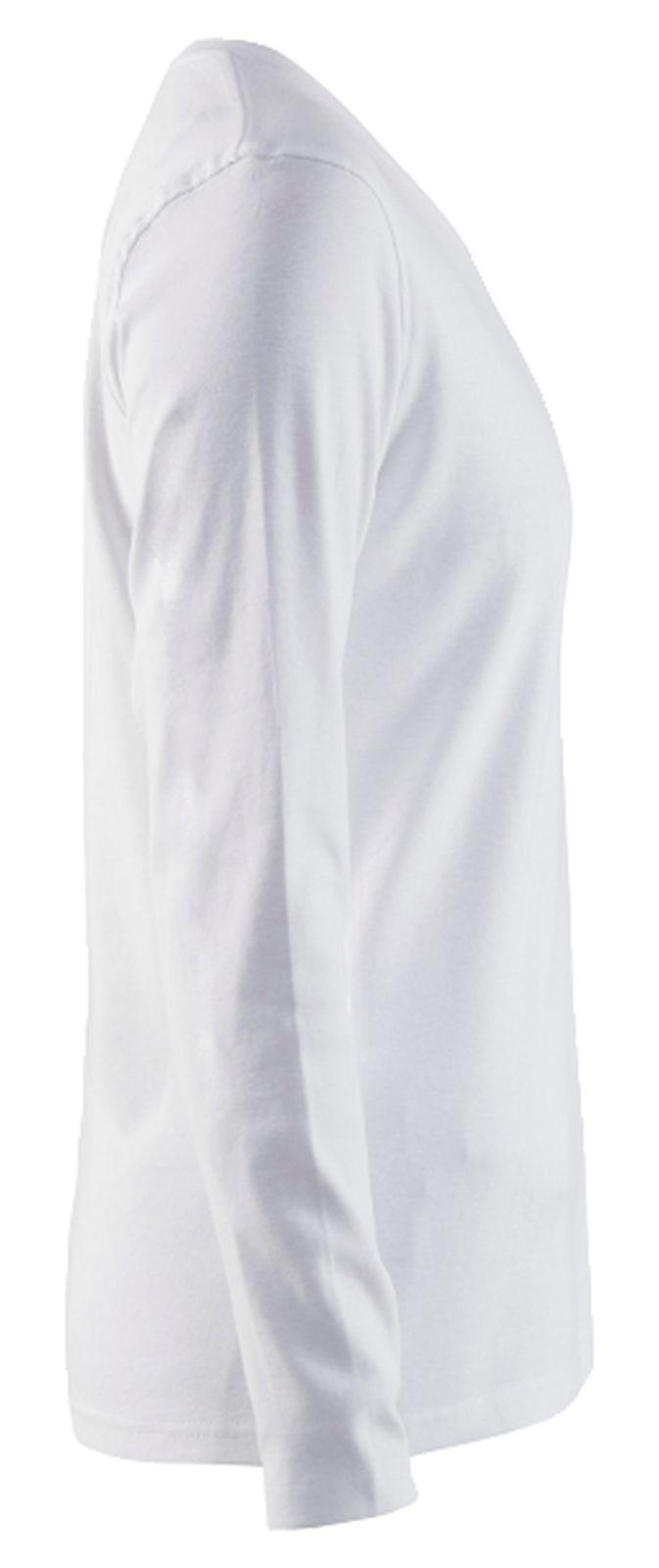 Blaklader T-shirts 33011032 wit(1000)