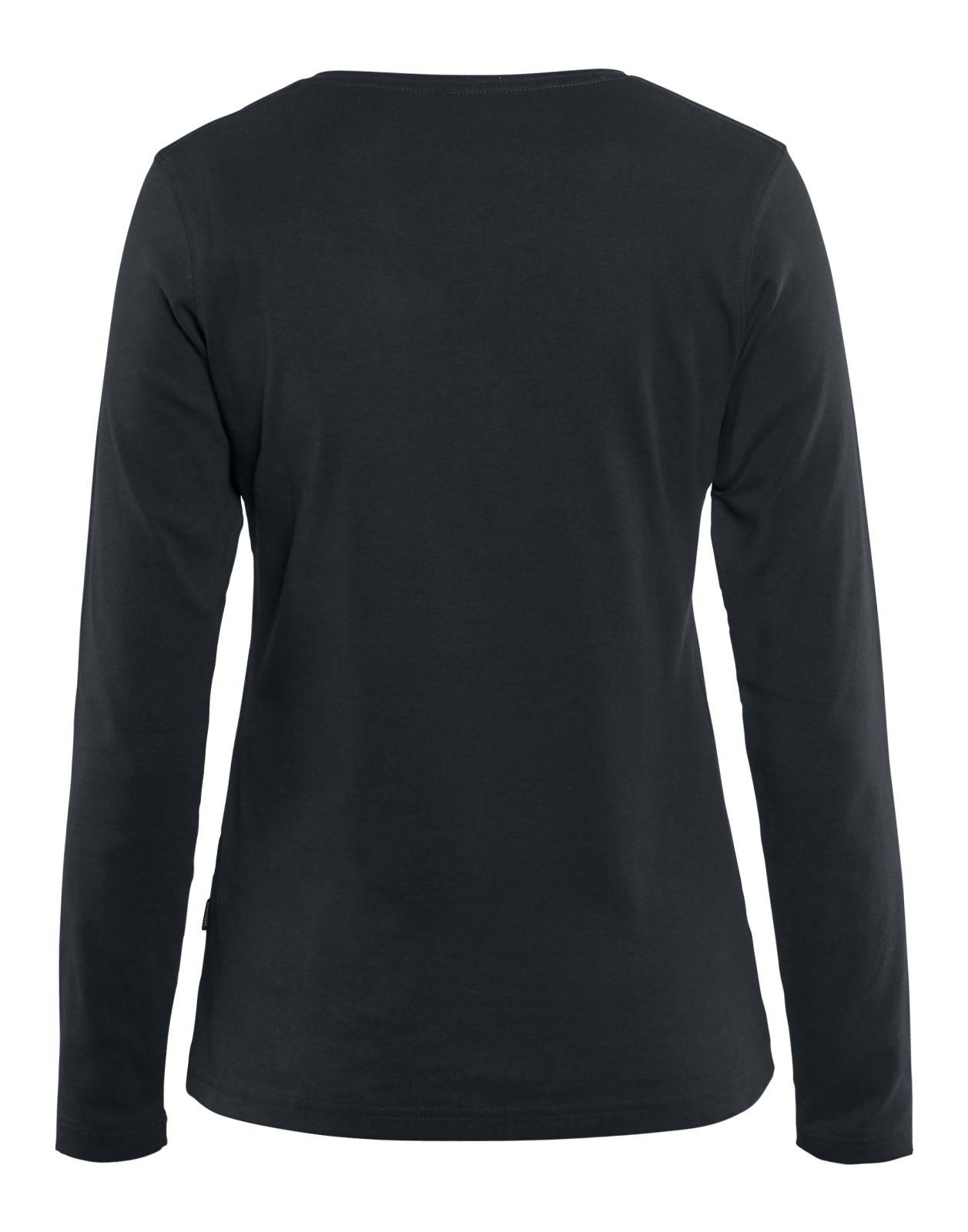 Blaklader Dames T-shirts 33011032 marineblauw(8600)