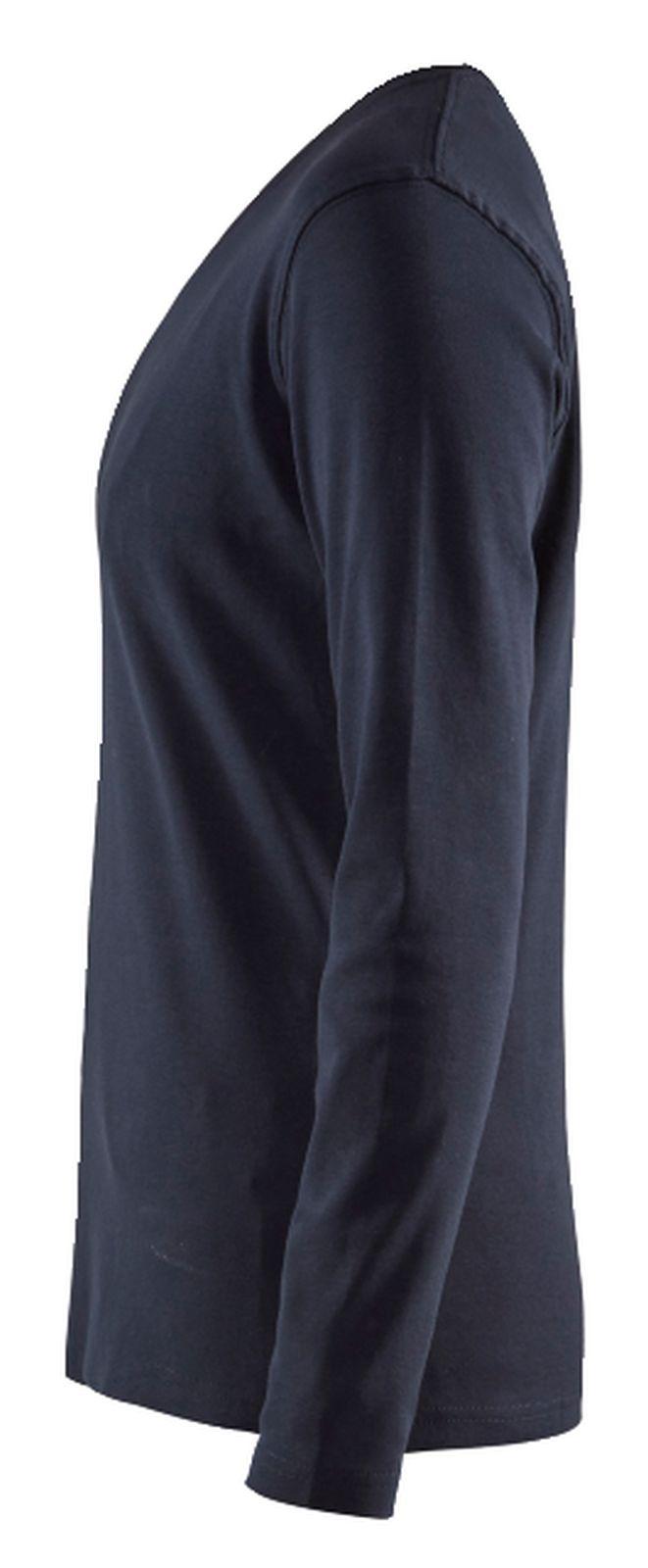 Blaklader T-shirts 33011032 marineblauw(8600)