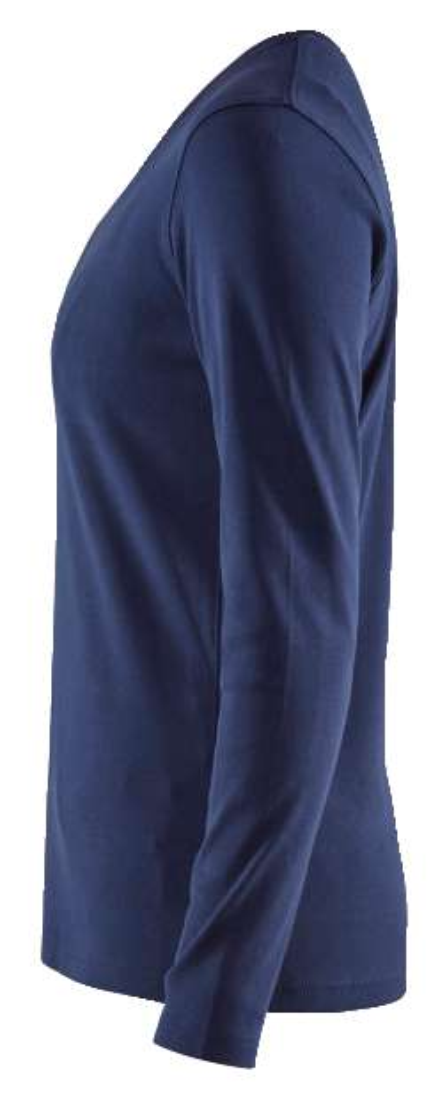 Blaklader Dames T-shirts 33011032 marineblauw(8900)
