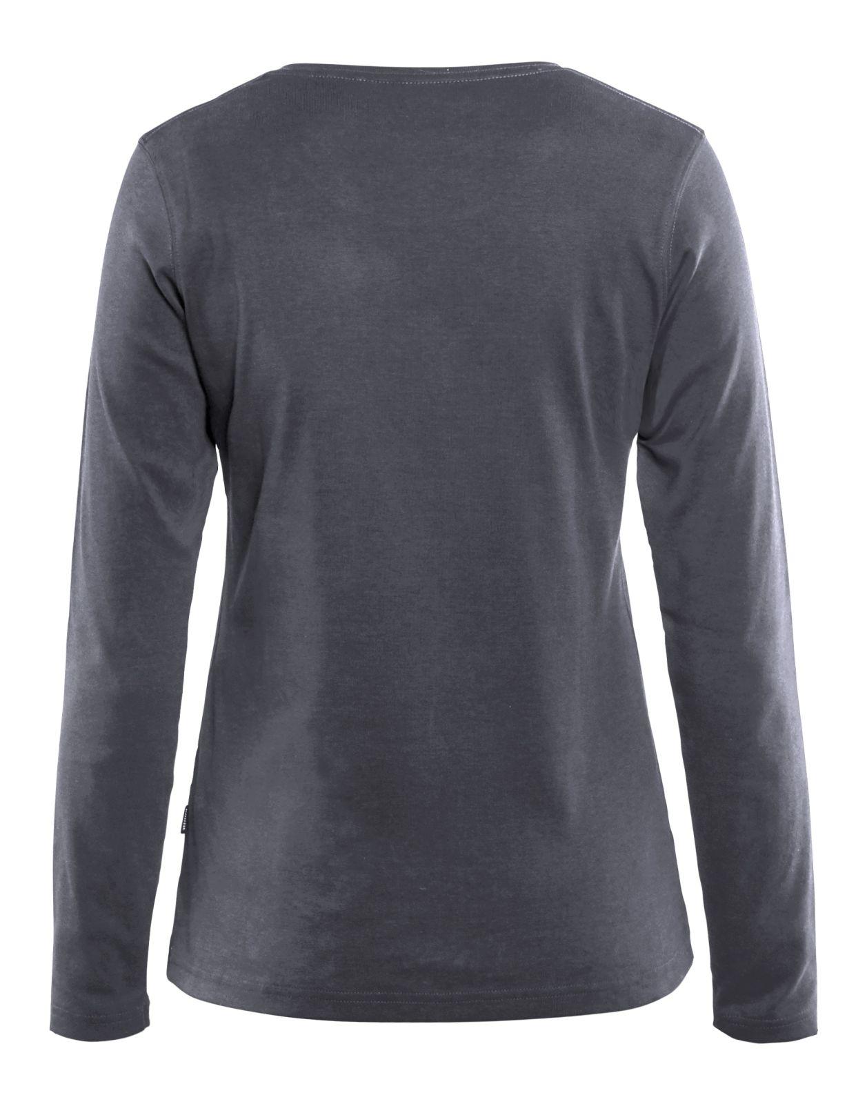 Blaklader Dames T-shirts 33011032 grijs(9400)