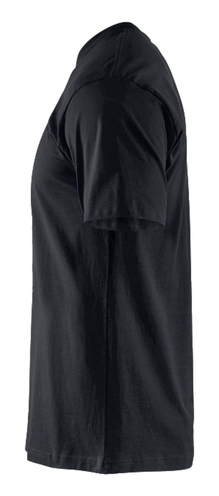 Blaklader T-shirts 33021030 10-pack zwart(9900)